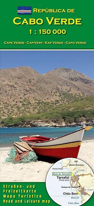 Cabo Verde 1:150000