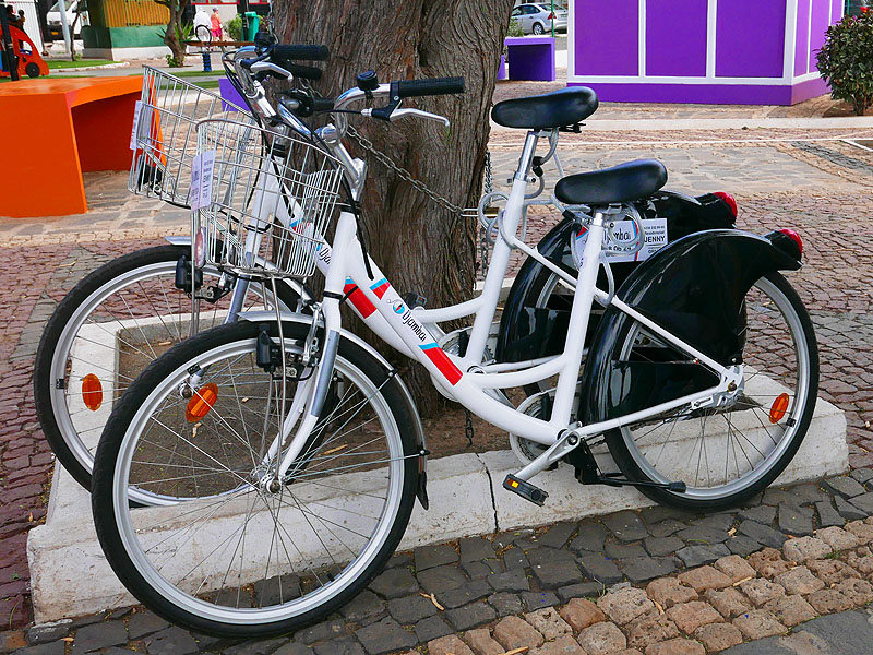 Rent a Bike Sao Vicente