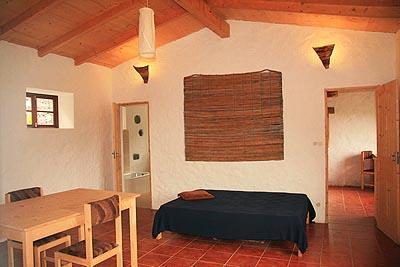 Ferienhaus aldeia manga in paul santo antao ideal zum for Naturteich zum schwimmen